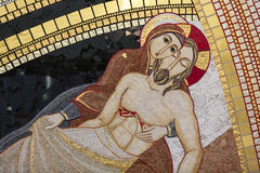 Krakau, Lagiewniki - die Mitte von Papst John Paul II Stockfoto