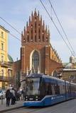 Krakau - Polen Stock Fotografie