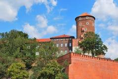 Alte Stadt Krakaus stockbild