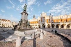 Krakau-Stadt in Polen Lizenzfreie Stockbilder