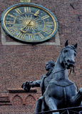 Krakau - Wawel Royalty-vrije Stock Fotografie