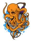 Kraken Royalty Free Stock Photos