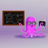 Kraken-Lehrer Lizenzfreie Stockfotos