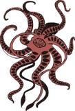 Kraken Royalty Free Stock Image