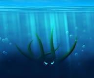 Kraken in Water