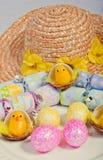 krakers Easter Zdjęcie Stock