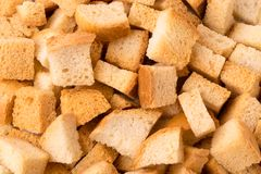 Krakersa chleba zbliżenie Zdjęcie Royalty Free