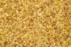 krakingowa bulgur pszenicy Zdjęcie Royalty Free