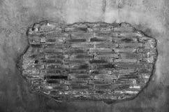 krakingowa ściany Obrazy Stock