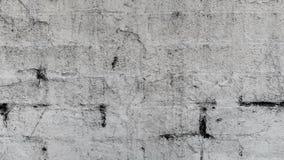 Krakingowa farba na ściana z cegieł teksturze zbiory