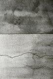 Krakingowa grungy cement ściana Obraz Stock