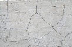 Krakingowa Kamienna ściana Obraz Royalty Free
