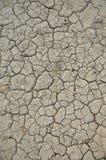 krakingowa sucha ziemia Zdjęcia Royalty Free