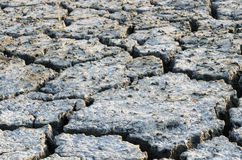krakingowa sucha ziemia Obraz Royalty Free