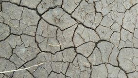 Krakingowa tekstura abstrakta pora sucha Zdjęcie Stock