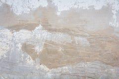 Krakingowy betonowy rocznik ściany tło, Obraz Royalty Free