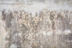 Krakingowy betonowy rocznik ściany tło, Fotografia Stock