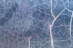 Krakingowy gładzi powierzchnię Obraz Royalty Free