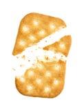 krakingowy krakers Obrazy Stock