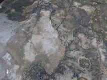 Krakingowy podłogowy tekstura wzór Fotografia Royalty Free