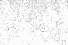 Krakingowy wietrzejący farby tło royalty ilustracja