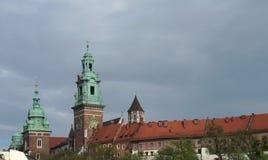 krakow Стоковое Изображение RF