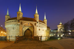 krakow Стоковое Фото