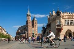 krakow стоковые изображения rf