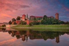 krakow Стоковые Фото