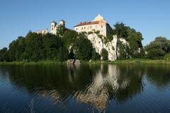 Krakow abbey Stock Images