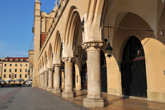 Krakow Arches Stock Image