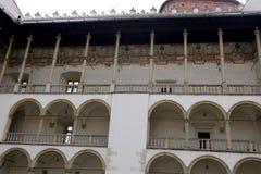 Krakow Castle Royalty Free Stock Image