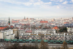 Krakow city, Poland Royalty Free Stock Photography