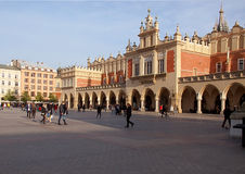 Krakow Cloth Hall. Stock Photography