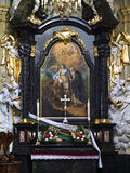 Krakow - Corpus Christi Church - Poland Stock Photo