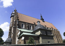 Krakow - Corpus Christi Church - Poland Stock Photography