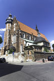 Krakow - Corpus Christi Church - Poland Royalty Free Stock Image