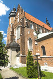 Krakow - Corpus Christi Church - Poland Royalty Free Stock Photo