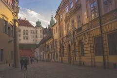 Krakow/Cracow Royaltyfri Bild