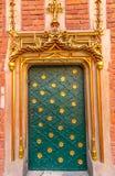 Krakow (Cracow)-Collegium Maius-Porta Aurea Royalty Free Stock Photo