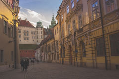 Krakow / Cracow Royalty Free Stock Image