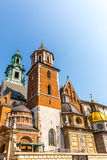 Krakow (Cracow)- Poland- Wawel Cathedral Royalty Free Stock Photography