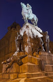 Krakow - Grunwald Monument - Poland Stock Photo