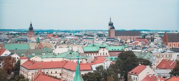Krakow I Royalty Free Stock Images