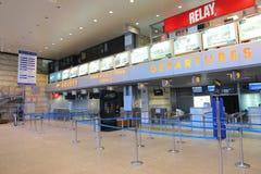 Krakow internationell flygplats Royaltyfri Foto