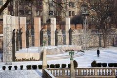 Krakow - Kings Monument - Poland Stock Photos