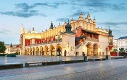 Krakow Market Square, Poland Royalty Free Stock Photos