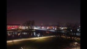 Krakow noc?, Polska zbiory wideo