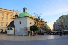 Krakow Old Town Royalty Free Stock Photos