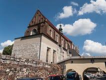 Krakow, Polônia Fotos de Stock Royalty Free